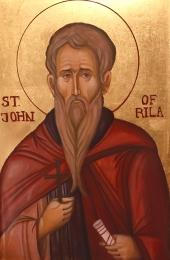 Saint John of Rila December 2017