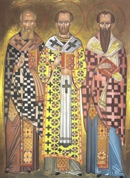 The Three Holy Hierarchs May 2017